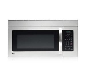 LG Stainless Steel Microwave Hood Vent (LMVSS)