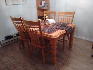 Like brand new dining room table