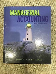 Managerial Accounting 10th Edition