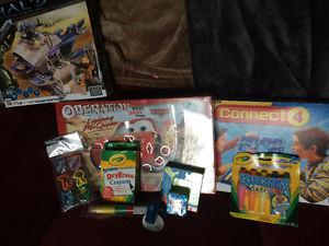 New in package toy lot
