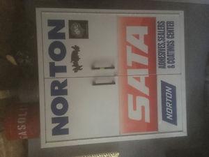 Norton Supply Cabinet