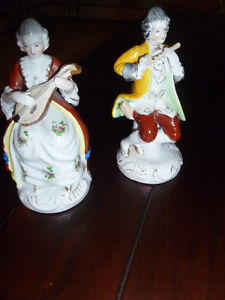 Occupied Japan ornaments. Make an offer for single or all