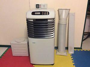 Portable  BTU Air Conditioning unit with remote control
