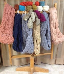 Rug wool,for weaving