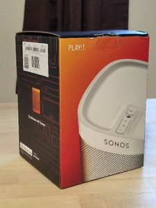 Sonos PLAY:1 Compact Wireless Smart Speaker for Streaming