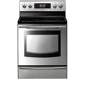 Stainless Steel Samsung FE-R700 Electric Range