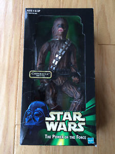 "Star Wars ""Chewbacca "" 13 inch figure ( Hasbro) - New !!"