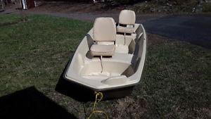 Sun Dolphin 12-ft Jon Boat