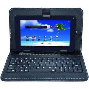 Tablet (includes Keyboard & Case)