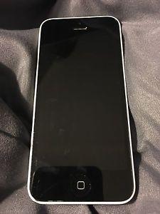 Telus Apple iPhone 5c white 16 gb