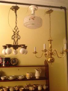 Vintage and Antique Lighting Fixtures