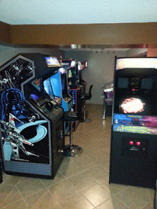 Wanted: Arcade and Pinball Games Wanted Dead or Alive