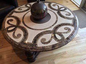 Wanted: Italian Marble Top Coffee Table