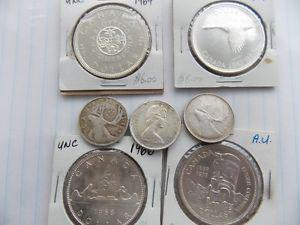 Wanted: wanting to buy Canadian silver coins pre