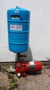 Water pump and psi dome