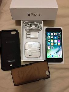 iPhone 6 64gb Factory unlocked works flawless