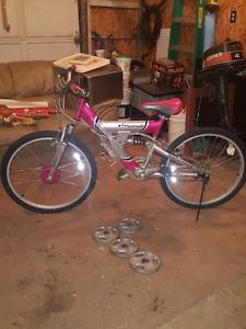 kids mountain bike (7 & up)