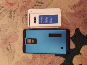 samsung note 4 new battry/charger/case all for $35