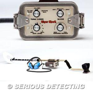 tigershark metal detector