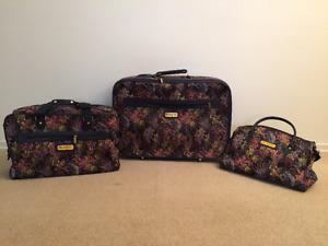 3-PC Luggage Set, 2-PC Luggage Set and a NEW Laptop Backpack