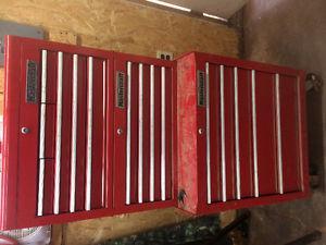 3piece master craft roller tool box