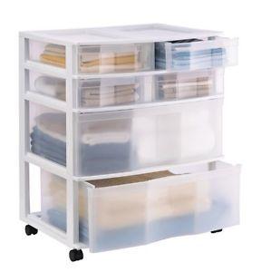 6 Drawer Storage Cart