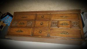 Antique 4 pc bedroom set