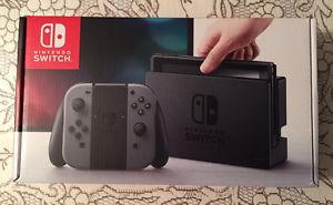 Brand New Nintendo Switch Console Grey