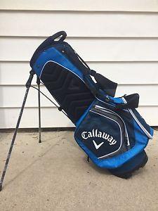 Brand new Calloway golf bag