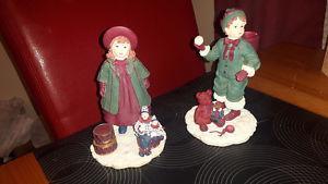 Catherine Karnes Munn candleholders - timmiekins