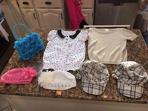 Clothing lot of girls size 7-8