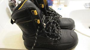 Dakota Tarantula Q HD3 Waterproof Steel Toe Work Boots