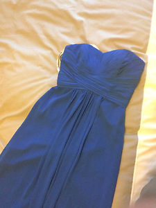 Davids Bridal Grad Dress