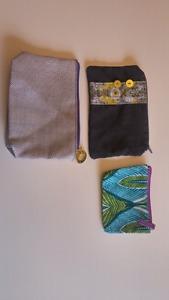 Estee lauder makeup bags and organizational box