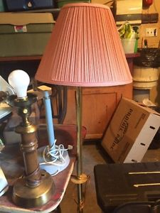 Floor lamp & Table/desk lamp