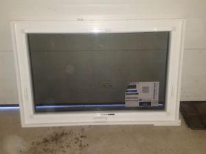 Full frame window