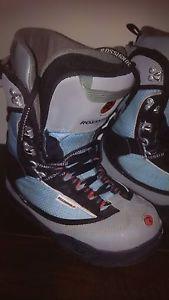 Girls Rossignol snowboard boots