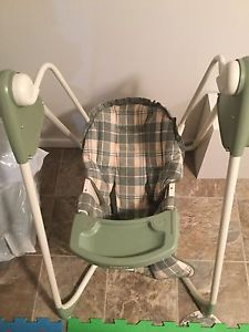 Graco infant swing 6 speed