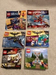 HARD TO FIND LEGO items