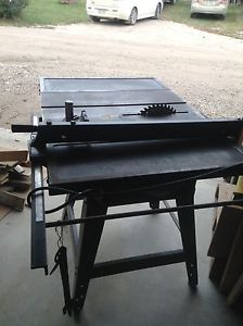 Heavy Duty Table Saw