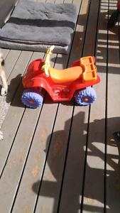 Kids ride toys