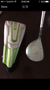 Ladies women's golf club 7 wood cobra brand fairway club