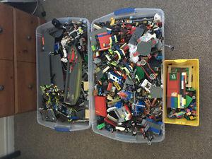 Massive Lego Collection for sale!