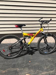 Minelli mountain bike for sale