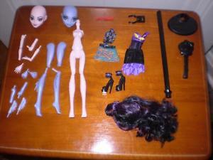 Monster High Create a Monster Vampire and Sea Monster