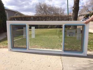 NEW PVC SIDE SLIDER WINDOW