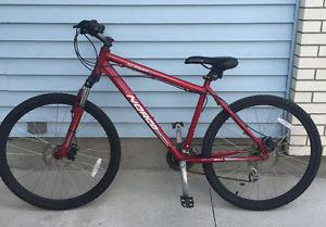 Narco scrambler mountain bike