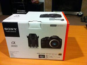 New Sony Alpha a (ILCEK) Digital Camera with mm