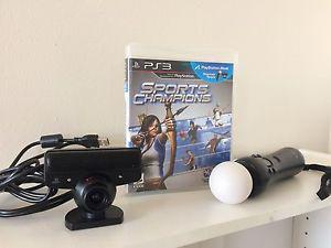 PlayStation Move and Sports Champion