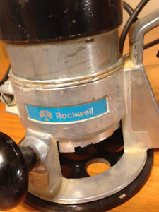 Rockwell 8 amp Router